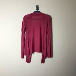 Splendid Sweaters - Splendid Pink Cardigan
